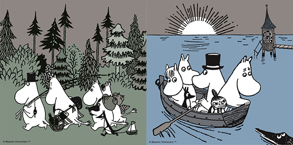 -Joy with Moomin-